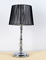 cheap -Artistic Simple Crystal Table Lamp For Crystal 220-240V White/Black