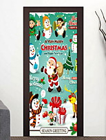 Christmas Wall Stickers Plane Wall Stickers Decorative Wall Stickers,Vinyl Home Decoration Wall Decal Wall