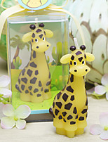 cheap -Children's Party Supplies Birthday Candle Giraffe Creative Candle Cake Candle Birthday Gift