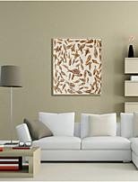 Недорогие -Отпечатки на холсте Классика,1 панель Холст С картинкой Декор стены Украшение дома