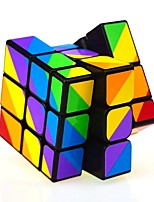 cheap -Rubik's Cube Mirror Cube 3*3*3 Smooth Speed Cube Rubik's Cubes Puzzle Cube Stress and Anxiety Relief Focus Toy Office Desk Toys Relieves