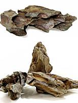 Décoration d'aquarium Roches Mini Pierre naturelle