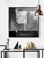economico -Astratto Ad olio Decorazioni da parete,Lega Materiale con cornice For Decorazioni per la casa Cornice Cucina Sala da pranzo