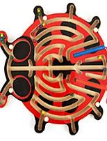 economico -Labirinto magnetico Giocattoli Aereo Sport Scuola Tipo magnetico Legno Pezzi