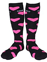 Ski Socks Men's Socks Winter Wearable Heat Retaining Breathability Cotton Ski / Snowboard