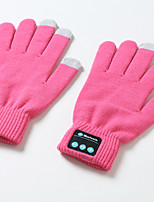 cheap -Winter Gloves Ski Gloves Touch Gloves Unisex Full-finger Gloves Keep Warm Printable Polyester Yoga Mountain Cycling Camping / Hiking Ski