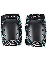 cheap -Knee Pads for Adults' Stretchy Protection Ski Protective Gear Ski / Snowboard Roller Skating Rubber Sports & Outdoor
