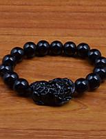 cheap -Men's Women's Bracelet Strand Bracelet Crystal Animals Asian Lovely Fashion Gift Crystal Jewelry For Daily Bar