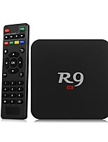 Недорогие -MXQ R9 Android6.0 TV Box RK3229 1GB RAM 8Гб ROM Quad Core