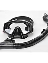 cheap -Snorkel Set Diving Mask Snorkels Antifog Dive Hunting and Fishing Snorkeling Neoprene