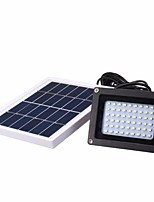 1pc 54LEDS 5W LED Solar Lights Waterproof Decorative Outdoor Lighting Warm White Cold White <5V