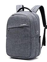 Недорогие -15,6-дюймовый ноутбук водонепроницаемый нейлоновая ткань с USB-зарядки портативный ноутбук сумка рюкзак для macbook / dell / hp / lenovo /