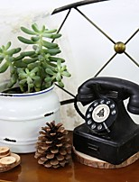 abordables -thème classique famille thème vintage polyrésine style classique rustique, cadeaux accessoires décoratifs