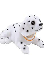 Недорогие -животные пластмассы флокирующие разумные животные, праздничные принадлежности декоративные аксессуары