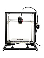 cheap -HOONY H6 New Linear Guide 3D Printer 2 Step Assembly Fast Printing Precision High Noise Small Print  210 * 210 * 250 mm