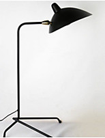 Ambient Light Artistic Table Lamp Adjustable On/Off Switch AC Powered 220V Black