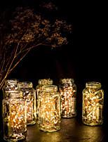 Boda Fiesta / Noche Plásticos PCB + LED Decoraciones de la boda Vacaciones Tema Fantástico Fantasía Boda Cumpleaños Todo el Año