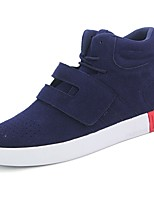 cheap -Men's Shoes PU Summer Comfort Sneakers for Casual Blue Gray Black