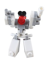 cheap -Robot Building Blocks Toys Novelty Military Stress and Anxiety Relief Decompression Toys Parent-Child Interaction ABS Kids Adults' 22