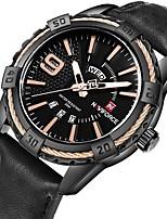 cheap -Men's Kid's Fashion Watch Dress Watch Wrist watch Swiss Quartz Calendar / date / day Chronograph Water Resistant / Water Proof Casual