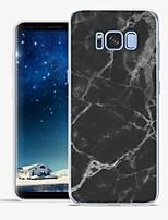 baratos -Capinha Para Samsung Galaxy S8 Plus S8 Estampada Capa Traseira Mármore Macia TPU para S8 Plus S8 S7 edge S7 S6 edge plus S6 edge S6