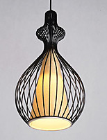 cheap -Retro/Vintage Pendant Light Bulb Not Included 220-240V 110-120V Ambient Light