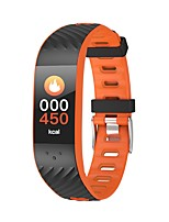 Smart Bracelet Bluetooth Gift Calories Burned Touch Sensor APP Control Pulse Tracker Pedometer Activity Tracker Sleep Tracker Alarm Clock