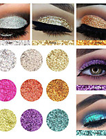 cheap -1 Eyeshadow Palette Shimmer Eyeshadow palette Powder Daily Makeup Halloween Makeup Party Makeup Fairy Makeup Cateye Makeup Smokey Makeup