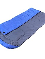 cheap -Sleeping Bag Rectangle 26°C Windproof Wearable 210X80 Camping / Hiking / Caving Camping & Hiking Single