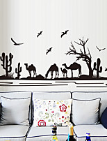 cheap -Animals Animal Wall Stickers Plane Wall Stickers Decorative Wall Stickers,Paper Home Decoration Wall Decal Wall