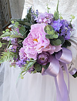 Wedding Flowers Bouquets Wedding Special Occasion Other Material Polyester 11.02