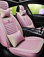 Недорогие -Чехлы на автокресла Чехлы для сидений лён Ткань Назначение Универсальный Все года Дженерал Моторс