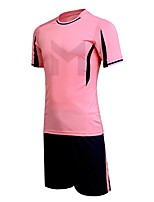 cheap -Unisex Soccer T-shirt Trainer Breathability Summer Solid Polyester Soccer/Football