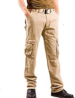 cheap -Men's Hiking Pants Outdoor Trainer Walking Pants / Trousers Hiking Camping Walking