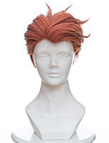 Cosplay Wigs Overwatch Moira Anime Cosplay Wigs 33 CM Heat Resistant Fiber Male