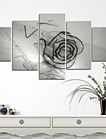 Canvas Set Classic,Five Panels Canvas Square Print Wall Decor Home Decoration