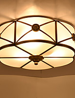 Traditional/Classic Modern/Contemporary Flush Mount Bulb Not Included 220-240V 110-120V Mini Style Ambient Light