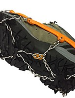 cheap -Climbing Protection Crampons Accessories Non-Slip Wear-Resistant Snowshoeing silicone metal cm pcs