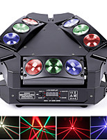 U'King LED Stage Light / Spot Light DMX 512 Master-Slave Sound-Activated Auto Music-Activated 60 for For Home Wedding Club Outdoor Party