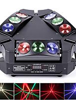 U'King Lampe LED de Soirée DMX 512 Master-Slave Activé par son Auto Activation Musicale 60 pour Pour l'Intérieur Extérieur Soirée Etape