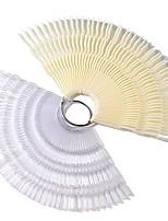 preiswerte -Nagelkunstwerkzeug-Anschlagbrett 150 färbt Bambusfarbplatte die Palette drei in einer Nagellackfarbplatte