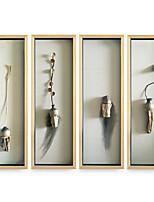 preiswerte -Leinwand-Set Klassisch,Vier Panele Leinwand Druck Wand Dekoration Haus Dekoration