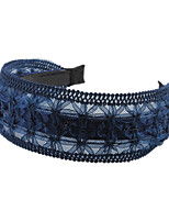 cheap -Women's Hair Comb,Simple Lace Jewelry All Seasons Blue