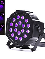 cheap -U'King LED Stage Light / Spot Light DMX 512 Master-Slave Sound-Activated Remote Control 18 for Outdoor Party Club Professional High