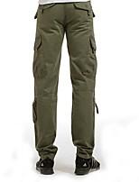 Men's Hiking Cargo Pants Outdoor Windproof Wearable Winter Sports Pants / Trousers Multisport