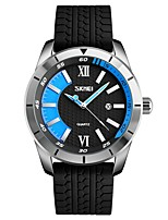 cheap -Men's Kid's Casual Watch Sport Watch Fashion Watch Japanese Quartz Calendar / date / day Water Resistant / Water Proof Large Dial Silicone