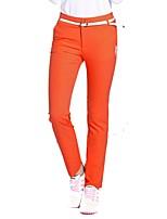 economico -Per donna Pantalone lungo Golf Pantalone/Sovrapantaloni Allenamento Traspirabilità Golf