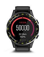 Недорогие -Смарт-часы Функция ответа на звонок Помощь в наборе Измерение кровяного давления Контроль APP Импульсный трекер Педометр Датчик для