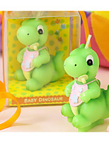 cheap -Party supplies creative birthday candle craft cartoon candle dinosaur baby candle small gift