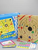 economico -Labirinto giocattolo Labirinto magnetico Labirinto giocattolo Giocattoli Aereo Stress e ansia di soccorso Giocattoli di decompressione